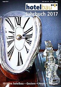 hotelbau Jahrbuch 2017