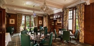 Huntingtower Hotel Restaurant © Leonardo Hotels