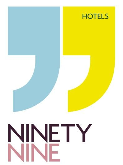 Logo der Hotelmarke NinetyNine der Centro Hotel Group