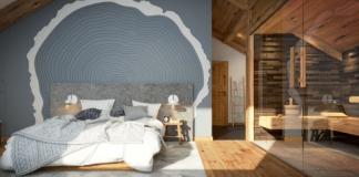 Zimmer im Arborea Montafon Resort St. Gallenkirch.
