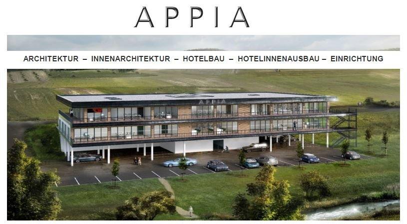 Appia sucht Mitarbeiter Hotelbau