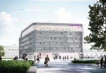 Rendering des Moxy Köln/Bonn Airport