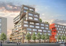 Rendering des ersten Scandic-Hotels in Süddeutschland. Bild: Art-Invest_Real_Estate, Accumulata Immobilien Development