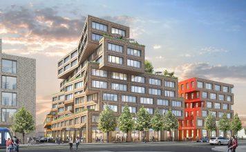 Rendering des ersten Scanic-Hotels in Süddeutschland. Bild: Art-Invest_Real_Estate, Accumulata Immobilien Development