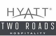 Logos von Hyatt und Two Roads Hospitality