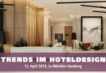 Trends im Hoteldesign 2019