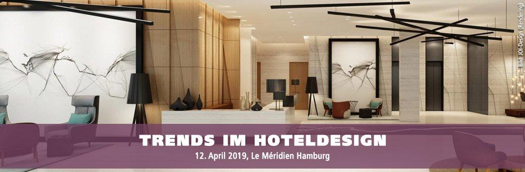 Trends im Hoteldesign 2019