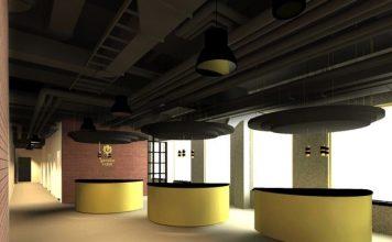 Anfang 2020 wird das zweite Gambino Hotel im Münchener Werksviertel eröffnen.