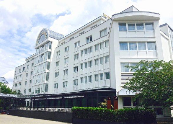 Das Amedia Hotel Weiden. Bild: Best Western