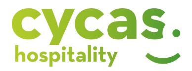 Logo der Hotelmanagementgesellschaft Cycas