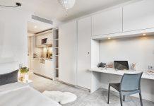 Die Marke H.ome bietet Platz zum Schlafen, Kochen und Arbeiten. Bild: H-Hotels.com