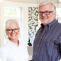 Corinna Kretschmar-Joehnk und Peter Joehnk