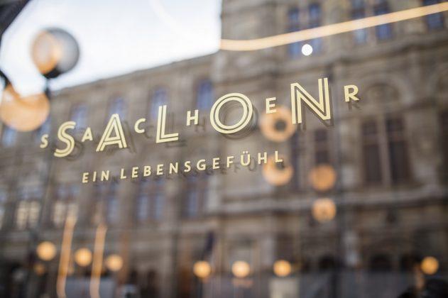Der Salon Sacher im Hotel Sacher. Bild: S. Wurnig/www.wurnig-foto.com