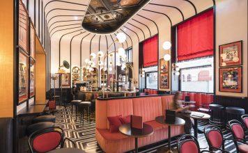 Das Innere des Salon Sacher. Bild: Severin Wurnig