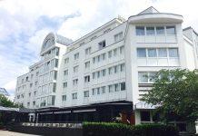 Das Hotel Amedia in Weiden hat einen neuen Eigentümer. Bild: Christie & Co