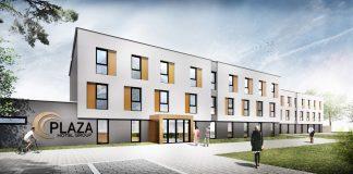 Größer und moderner soll das Plaza Hotel in Recklinghausen werden. Bild: Architektur- und Ingenieurbüro Dipl.-Ing. Rainer Thieken