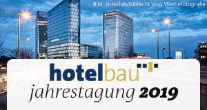 hotelbau Jahrestagung 2019