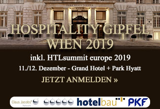 Hospitality Gipfel 2019