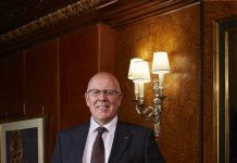 Michael Pracht, der neue CFO von Kempinski Hotels. Bild: Kempinski Hotels