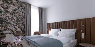 Zimmer im Aiden by BW. Bild: Best Western