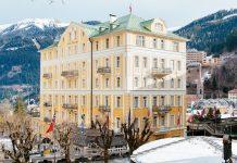 Das künftige Selina-Hotel in Bad Gastein. Bild: Selina