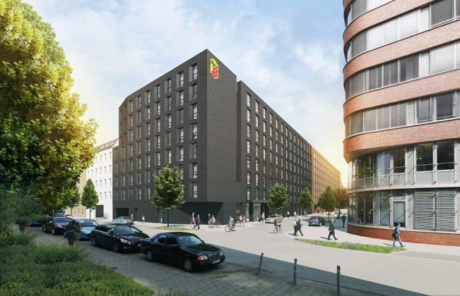 Das Super 8 by Wyndham Hamburg. Bild: Gorgeous Smiling Hotels GmbH