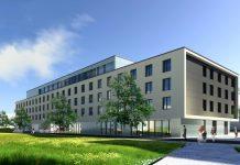 Rendering des neuen Maxx by Steigenberger in Aalen. Bild: Isin+co GmbH & Co. KG