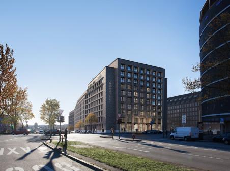 Novotel Hamburg Central Station im Johann Kontor. Bild: KPW Papay Warncke und Partner Architekten/bloomimages