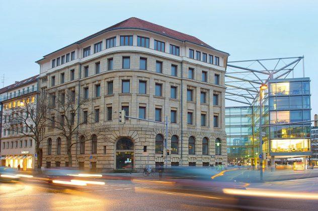 Außenansicht des Me and All Hannover. Bild: A. Wellander/Me and All Hotels