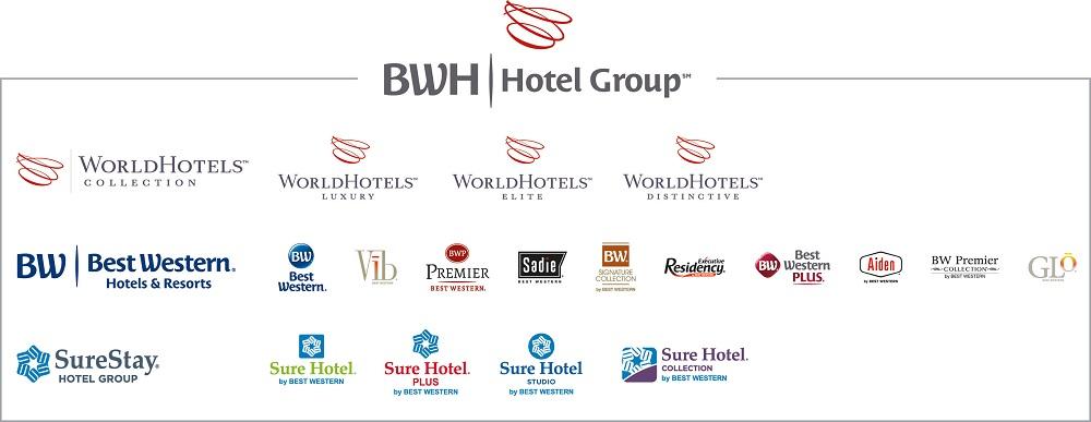Unter dem Dach der BWH Hotel Group vereinen sich 17 Einzelmarken. Bild: Best Western