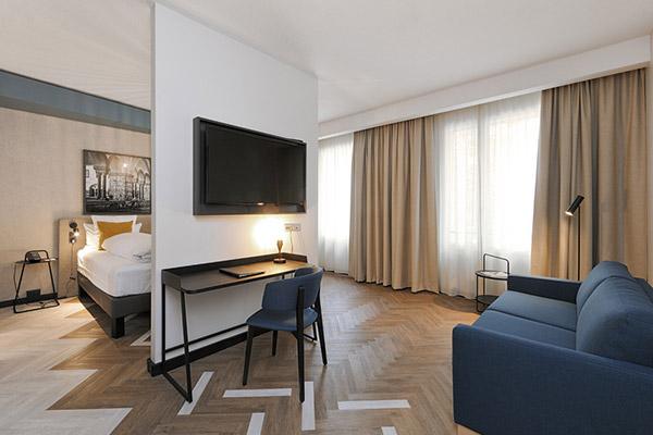 Hotel Mondial Köln - Bild: Project Floors