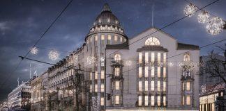 2022 soll das Grand Hansa Hotel als erstes Hyatt Hotel in Helsinki eröffnen. Bild: Hyatt