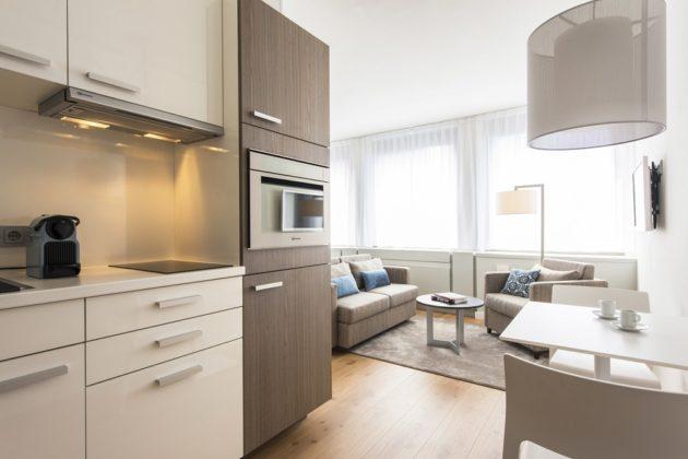 Brera kauft die Midtown Suites in Frankfurt auf und eröffnet dort ihren sechsten Standort. Bild: H. Kreft