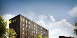 Zum ersten Mal hat Zleep Hotels ein Haus mit zusätzlich 34 Apartments für Langzeitaufenthalte eröffnet. Bild: Steigenberger Hotels AG