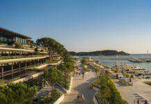Das Sieger-Hotel aus Kroatien. Bild: Grand Park Hotel Rovinj.