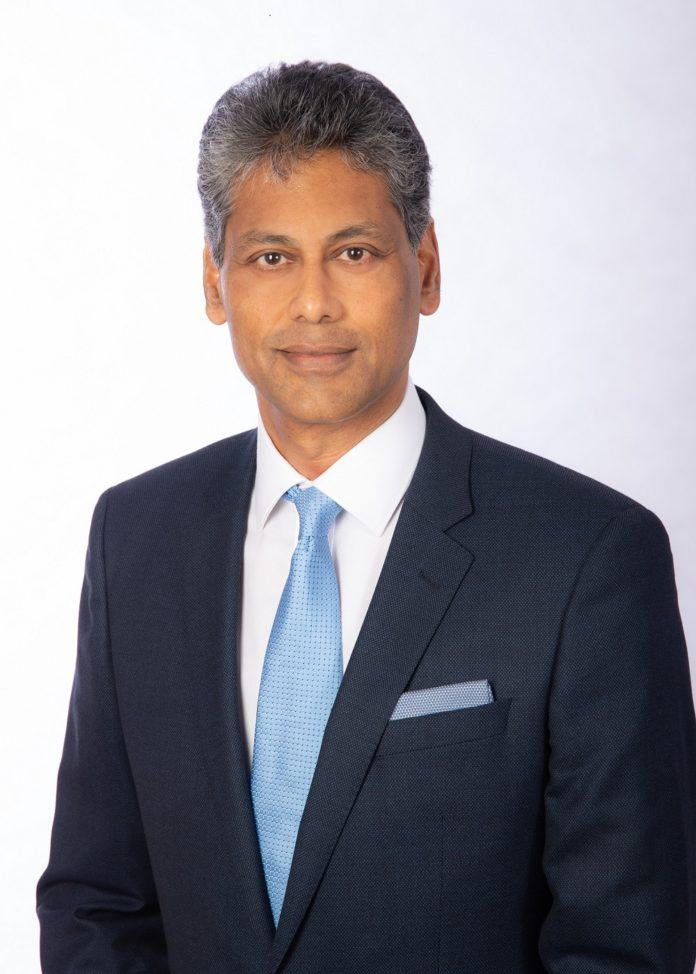 Anand ist neuer Präsident EMEA bei Marriott. Bild: Marriott International/A. Bichl