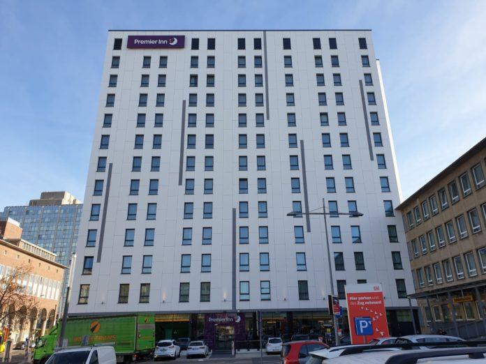 Premier Inn Essen City Centre. Bild: Premier Inn