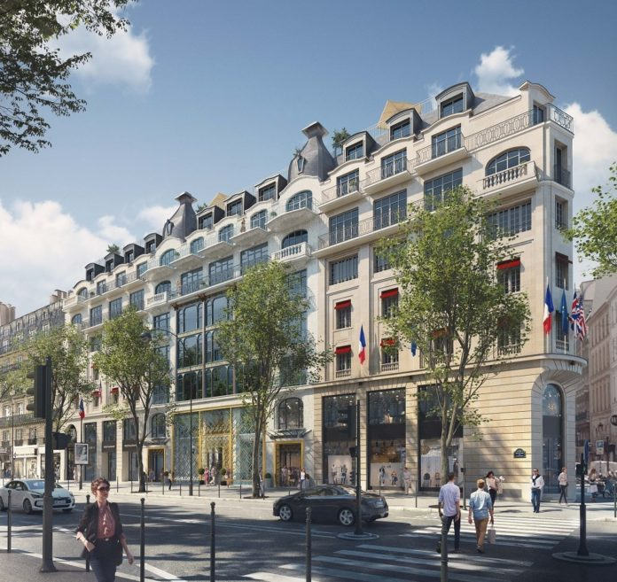 Kimpton St Honoré Paris. Bild: IHG Hotels & Resorts