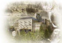 Hotelkomplex am Straubingerplatz in Bad Gastein. Bild: BWM Architekten
