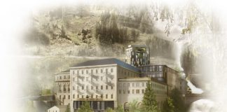 Hotelkomplex am Straubingerplatz in Bad Gastein. Bild: BWM Architekten