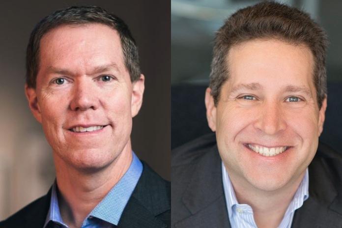 Carlton Ervin (links) und Noah Silverman (rechts) sind die beiden neuen Global Development Officer für Marriott International. Bild: Marriott International