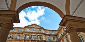 Der Frankfurter Hof gehört zur neuen Luxusdachmarke Steigenberger Icons. Bild: Steigenberger Hotels AG