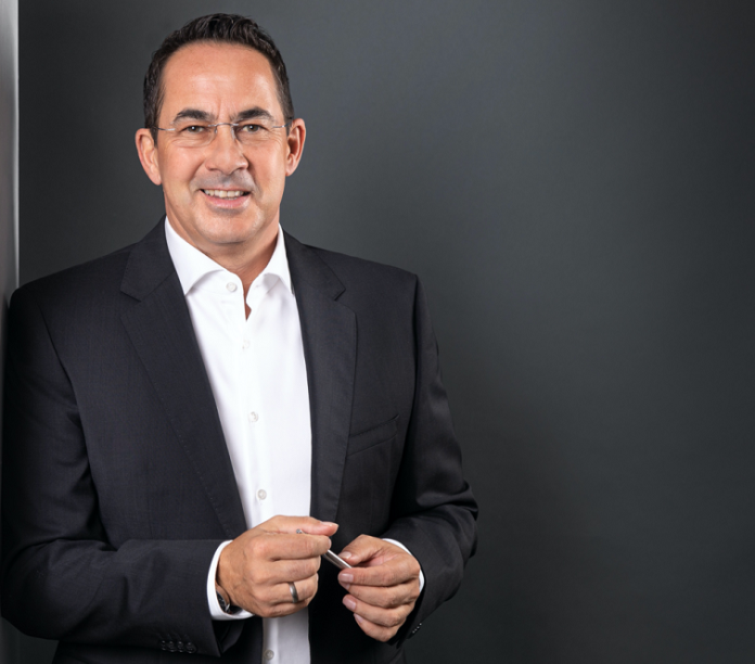 Markus Lewe heißt der neue CEO Lodging Division bei der HR Group. Bild: HR Group