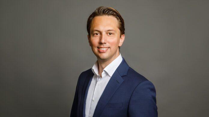 Dr. Maximilian Brauers wird neuer Geschäftsführer bei Union Investment Institutional Property. Bild: F. Philipp