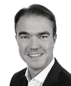 Rustom Vickers, Head of Franchise Development. Bild: Choice Hotels