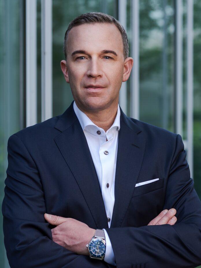 Pascal Rüegg ist neuer AccorInvest Vice President Operations. Bild: Nordstudio/P. Wiget