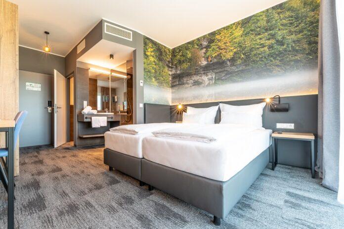 Aiden by Best Western @ Stadtgut Hotel Steyr. Bild: BWH Hotel Group