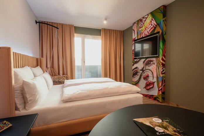 Einblick in ein Apartment des zweiten Rioca in Wien. Bild: I Live Group