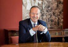 Kempinski-Chef Bernold Schröder. Bild: Kempinski