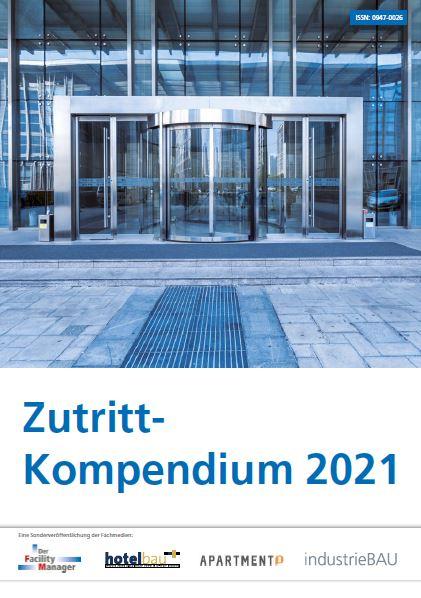 Sonderheft: Zutritt-Kompendium 2021